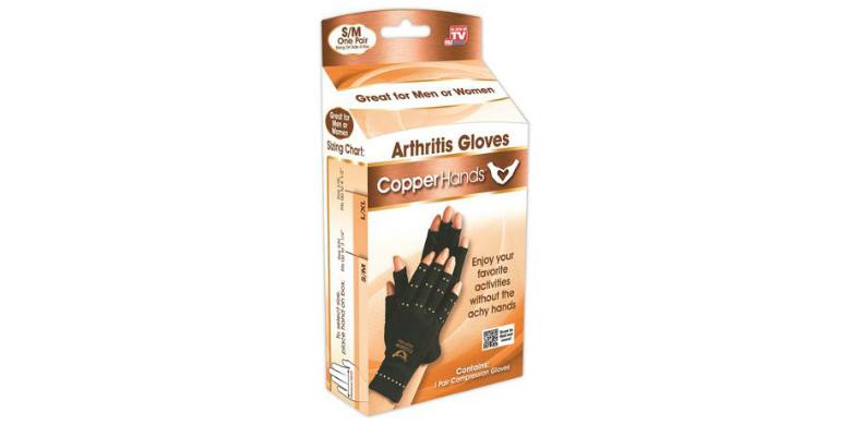 Γάντια Ανακούφισης Αρθρίτιδας- Arthritis Glovesa Copper Hands - OEM υγεία  και  ομορφιά   αντιμετώπιση πόνου