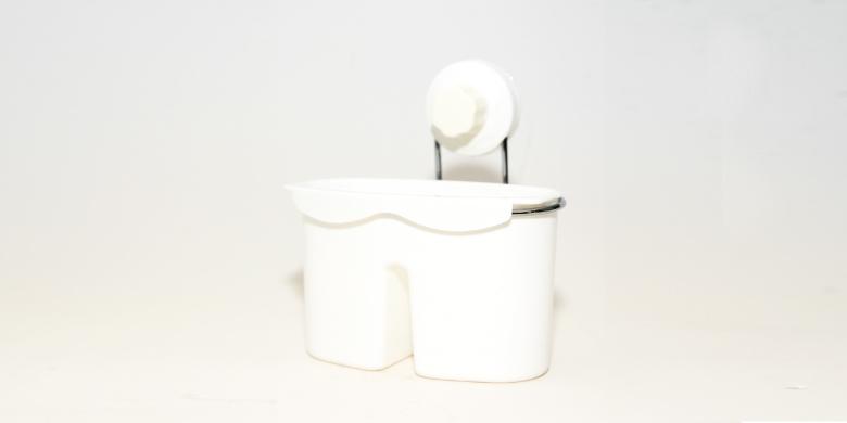 Καλάθι στραγγίσματος για σφουγγάρι ή ότι άλλο θέλετε Drain Storage Shelf - OEM αξεσουάρ και εργαλεία κουζίνας   άλλα αξεσουάρ κουζίνας