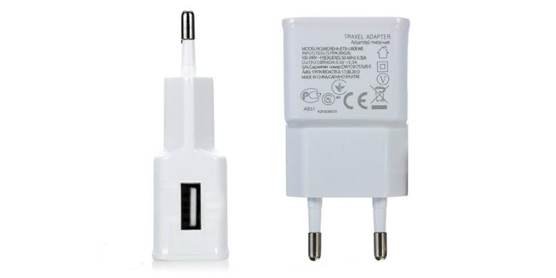 Φορτιστής κινητου της Bwoo για iPhone 5/6 USB+Wall charger - BWOO καλώδια   καλώδια usb