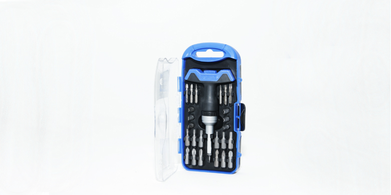 Σετ Κατσαβίδι με 25 Μύτες σε Κασετίνα Μεταφοράς YF-90265 - OEM εργαλεία για μαστορέματα   εργαλεία χειρός