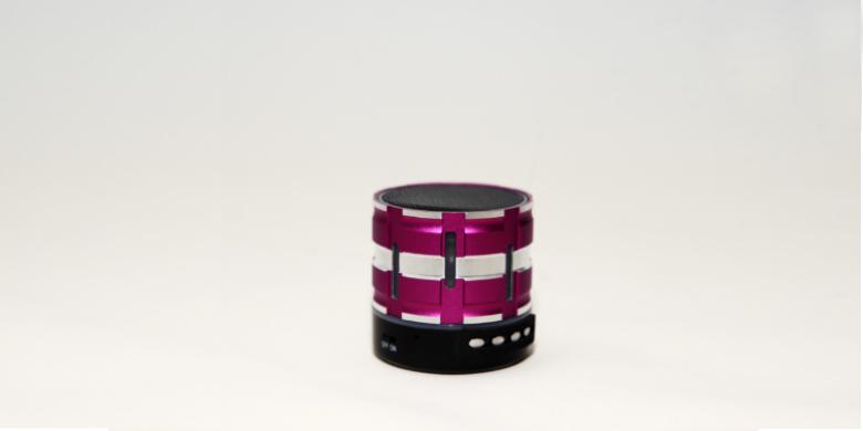 Mini Φορητό Bluetooth Ηχείο Music USB/SD/AUX/FM S300 - OEM τεχνολογία   ηχεία φορητών συσκευών