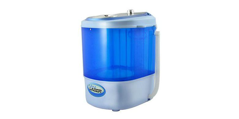 Mini Πλυντήριο Ρούχων Aqua Laser Mini Washing Machine 808.331 - AQUA LASER είδη καθαρισμού   γενικής χρήσης