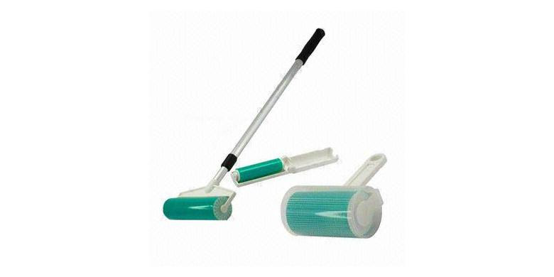 Σετ Schticky Lint Roller 3 σε 1 για τρίχες, χνούδι, σκόνη και ψίχουλα - OEM είδη καθαρισμού   γενικής χρήσης