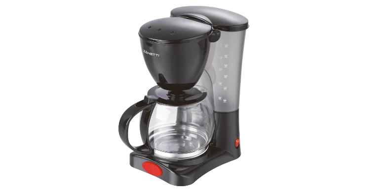 Καφετιέρα φίλτρου τύπου Γαλλικού Zanetti 1200ml ZN-CM2 - Zanetti μικροσυσκευές   καφετιέρες