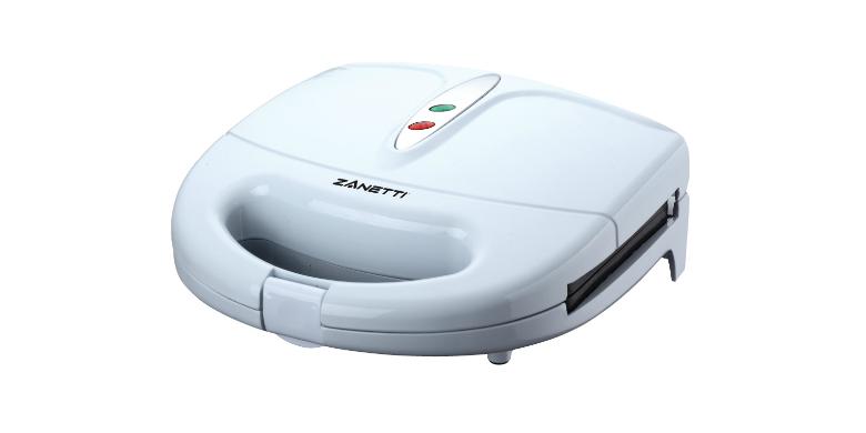 Τοστιέρα Zanetti ZN-SM2 750W - Zanetti μικροσυσκευές   τοστιέρες σαντουιτσιέρες