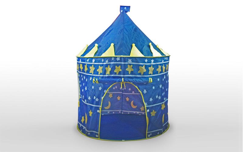 Jocca 2117A Αναδιπλούμενο παιδικό σπιτάκι 103x135cm σε Μπλε χρώμα - JOCCA home & μωρά και παιδιά   παιδική διακόσμηση