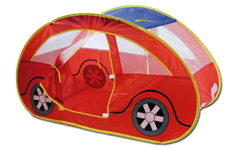 Jocca Αναδιπλούμενο σπιτάκι αυτοκίνητο, κόκκινο, 2124 - JOCCA home & life παιχνίδια  παιδί  και  βρέφος   έξυπνα   εκπαιδευτικά παιχνίδια
