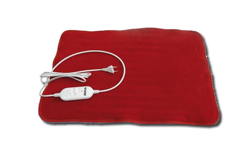 Jocca 3332 Ηλεκτρική θερμοφόρα γενικής χρήσης 60x40 cm σε κόκκινο χρώμα - JOCCA  είδη θέρμανσης ψύξης   ηλεκτρικές κουβέρτες