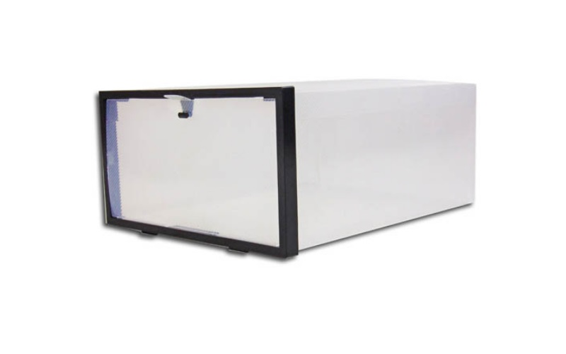 Κουτιά αποθήκευσης παπουτσιών, 2 τεμ, μαύρο, Jocca 3983N - JOCCA home & life έπιπλα   παπουτσοθήκες