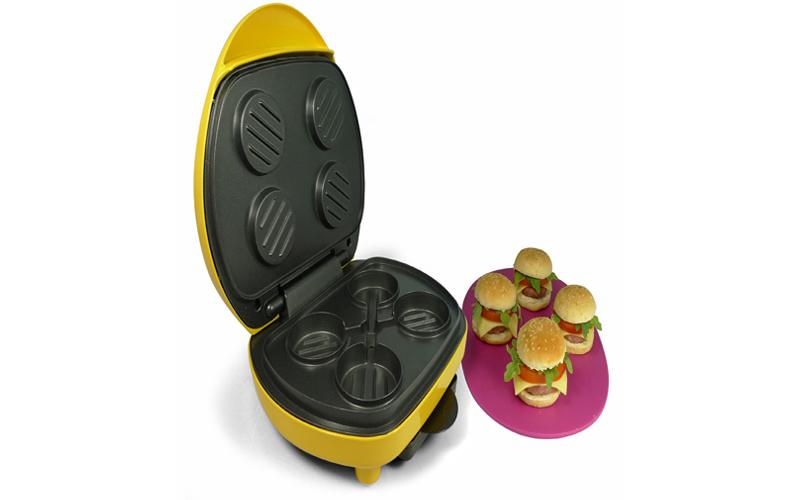 Συσκευή παρασκευής για Χάμπουργκιερ, Mini Hamburger Grill, Jocca 5515 - JOCCA ho μικροσυσκευές   τοστιέρες