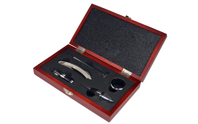 Σετ Κρασιού 5 τεμ, σε ξύλινη βαλίτσα, Jocca 5872 - JOCCA home & life κουζίνα   σερβίρισμα