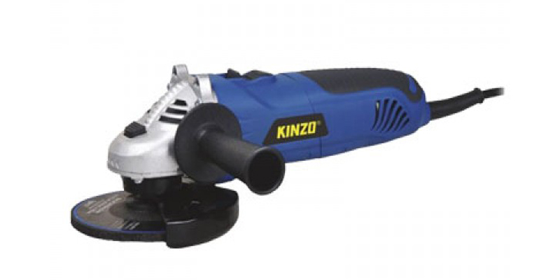 Γωνιακός τροχός χειρός, 500W, Kinzo 72193 - Kinzo