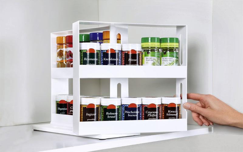 Jocca 9877 Q-Max Διοργανωτής για μπαχαρικά - JOCCA home & life για την κουζίνα   οργάνωση κουζίνας