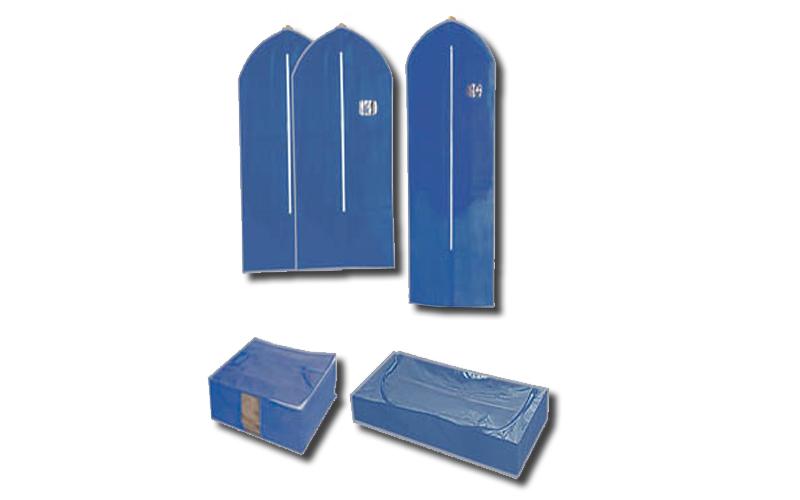 Σετ αποθήκευσης ρούχων, 5 τεμ, μπλε, Jocca OR555A - JOCCA home & life έπιπλα   ντουλάπες και αξεσουάρ
