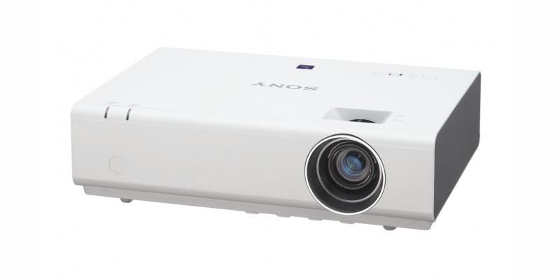 Sony Portable Projector, XGA, 3300 Ansi Lumens, Sony VPL-EX255 - Sony τεχνολογία   προτζέκτορες