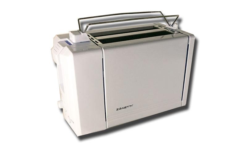 Φρυγανιέρα 750W, Automatic Toster, Zanetti ZN-TS2 - Zanetti ηλεκτρικές οικιακές συσκευές   τοστιέρες   σαντουιτσιέρες   φρυγανιέρες