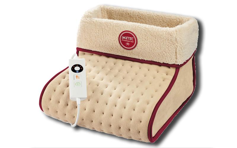 Έξυπνη Ηλεκτρική Θερμοφόρα Ποδιών με τηλεχειρισμό, IMETEC INTELLISENSE 16022 - I θέρμανση και κλιματισμός   ηλεκτρικές κουβέρτες   θερμοφόρες