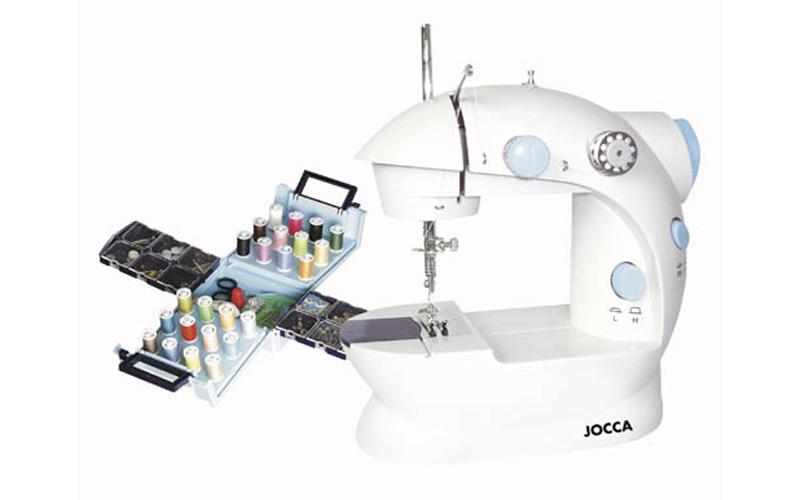 Jocca Σετ Ραπτομηχανή και Σετ ραπτικής με 138 αξεσουάρ που λειτουργεί με Ρεύμα ή οικιακά είδη   ραπτομηχανές