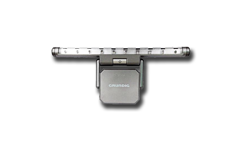 Grundig 22183 Μπάρα φωτισμού με 10 LED με περιστροφή 320 μοιρών για ντουλάπες κα διακόσμηση   φωτισμός