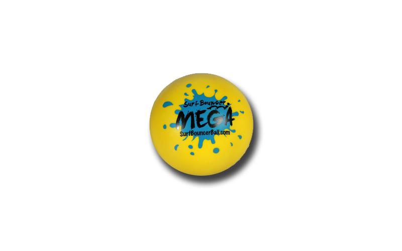 Μπαλάκι θαλάσσης SURFBOUNCER MEGA BALL 8.5cm που πλανάρει πάνω στο κύμα, για ώρε κήπος και βεράντα   φουσκωτά παιχνίδια και πισίνες