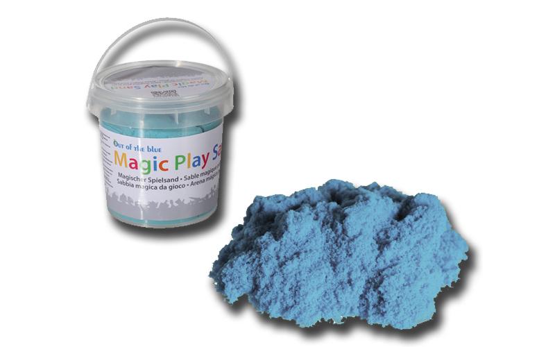 Μαγική Άμμος που πλάθεται 1Kg σε χρώμα Τιρκουάζ, Out of the blue 12/2007 - Out O παιχνίδια   εκπαιδευτικά παιχνίδια