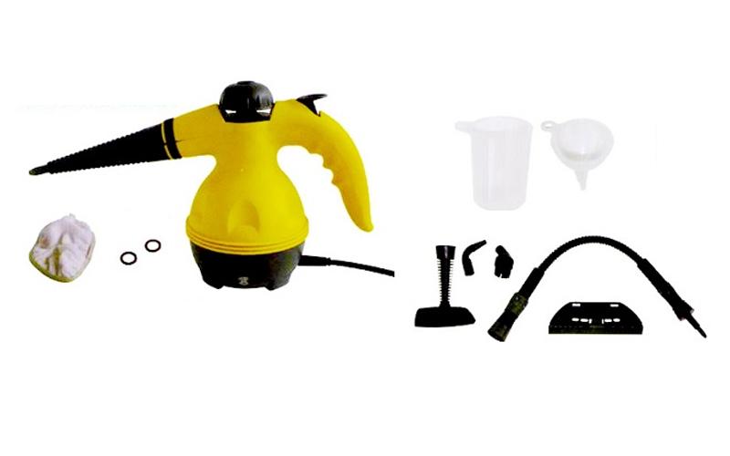 Steam Cleaner, ατμοκαθαριστής χειρός 1000W 3Bar - OEM καθαριότητα και σιδέρωμα   ατμοκαθαριστές
