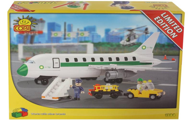 Τουβλάκια Cobi Αεροπλάνο BP Συλλεκτικό 350pcs, Cobi BP-1984 - Cobi παιχνίδια  παιδί  και  βρέφος   έξυπνα   εκπαιδευτικά παιχνίδια