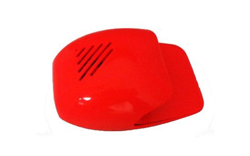 Στεγνωτήρας Νυχιών σε χρώμα Κόκκινο, Best Zeller F0525113 - ZELLER