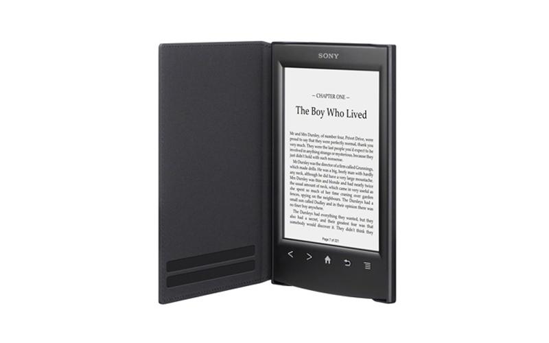 Γνήσια θήκη για Sony Reader PRS-T2 PRS-T1 σε χρώμα Μαύρο, Sony PRSA-SC22/Β - Son τηλεφωνία και tablets   ebooks και θήκες