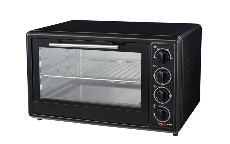 Royalty Line Φουρνάκι 35 Λίτρα 1700 Watt με 4 λειτουργίες μαγειρέματος, RL-BO35R ηλεκτρικές οικιακές συσκευές   φουρνάκια