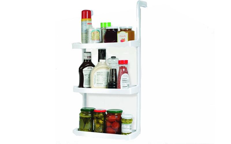 Κρεμαστά Ράφια Εξοικονόμησης Χώρου 70.5x33x12.7cm για ψυγεία πλυντήρια και άλλα, Ideaworks 7589 – Jobar