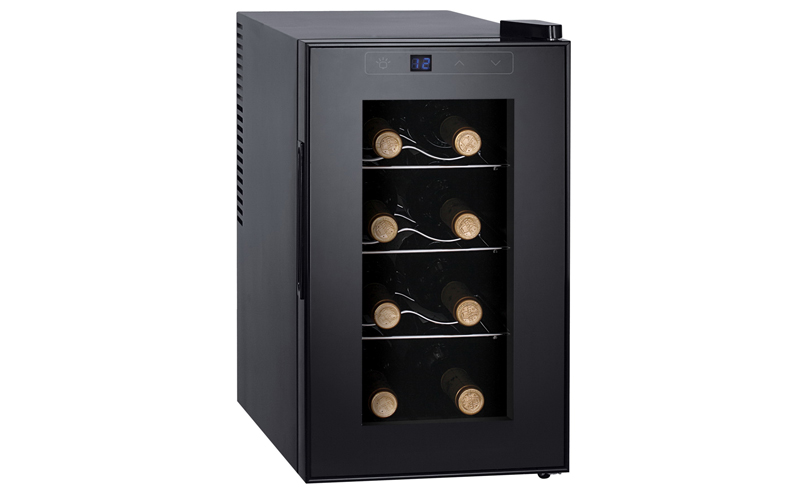 Sogo Ψυγείο Συντηρητής Κρασιών 23L 8 φιαλών με LED οθόνη θερμοκρασίας και εσωτερ μικροσυσκευές   ψυγεία συντηρητές κρασιών