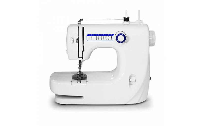 Tristar Ραπτομηχανή με 10 προγράμματα σε χρώμα Λευκό, SM6000 - Tristar καθαριότητα και σιδέρωμα   ραπτομηχανές και αξεσουάρ ραπτικής