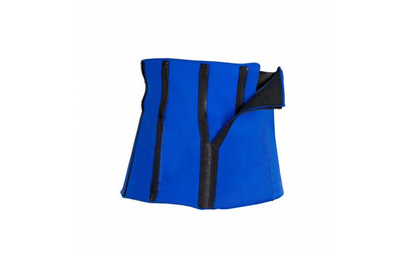 Ζώνη εφίδρωσης με φερμουάρ unisex Zipper Slimmer Sauna Belt, Fit Slim F1005231 - αθλητισμός και fitness   ρούχα  αξεσουάρ και φορητή τεχνολογία