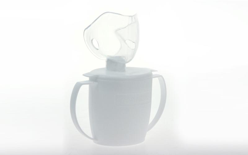 Συσκευή εισπνοής - Αεροθάλαμος Εισπνοών με δοχείο 250ml, Wellys 079505 - Wellys υγεία  και  ομορφιά   διάφορα