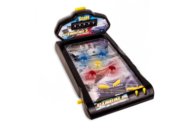 Ηλεκτρονικό φλίπερ επιτραπέζιο με ήχους και φώτα, Pinball H4505122 - Pinball παιχνίδια  παιδί  και  βρέφος   έξυπνα   εκπαιδευτικά παιχνίδια