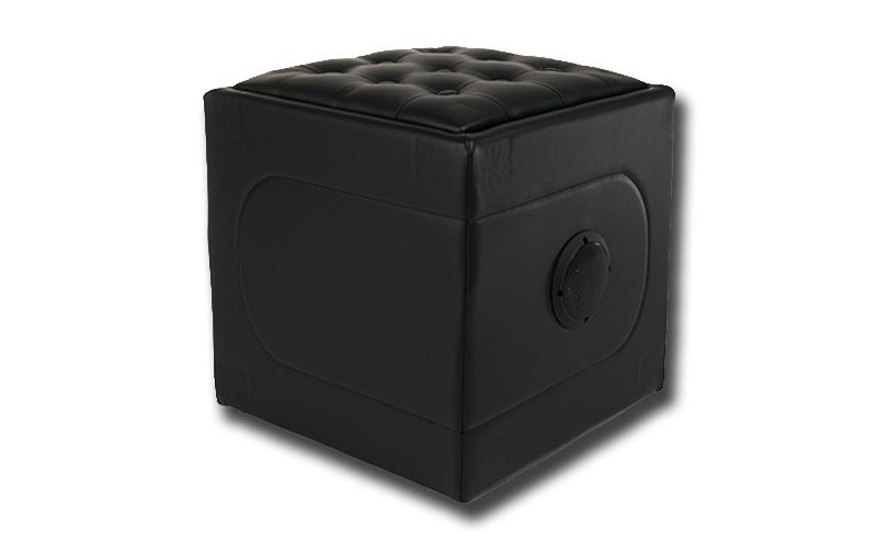 Ασύρματο Επαναφορτιζόμενο Ηχείο Bluetooth Σκαμπό 2x5.5W RMS απο Τεχνόδερμα σε Μα camping  και  κήπος   κήπος