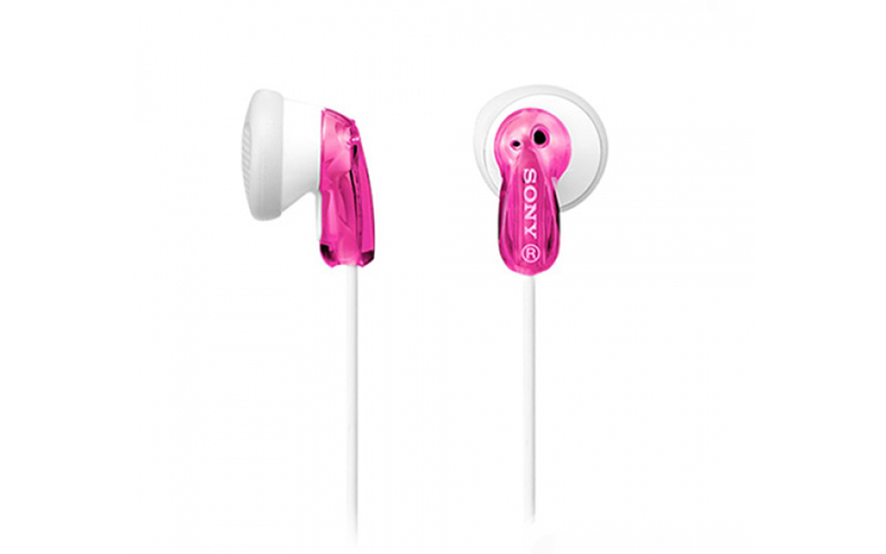 Sony Ακουστικά ψείρες σε Ροζ χρώμα - Sony τεχνολογία   ακουστικά ψείρες
