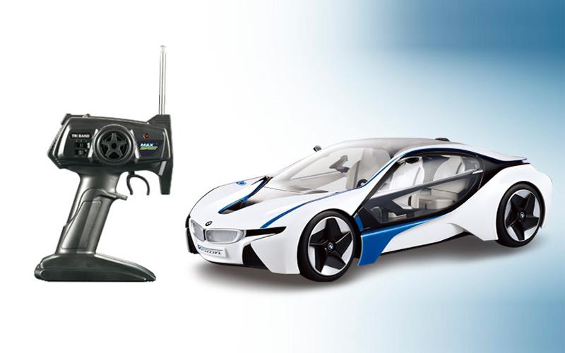 Τηλεκατευθυνόμενο Αυτοκίνητο BMW Vision i8 1:14 Official Product, Max Speed 313  gadgets   drones   τηλεκατευθυνόμενα