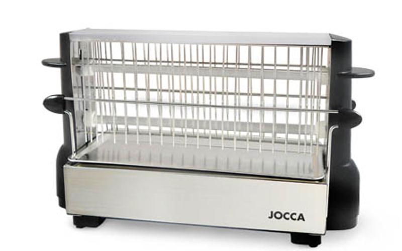 Φρυγανιέρα για διαφορετικά πάχη ψωμιού 500W, Jocca 5918 - JOCCA home & life ηλεκτρικές οικιακές συσκευές   τοστιέρες   σαντουιτσιέρες   φρυγανιέρες