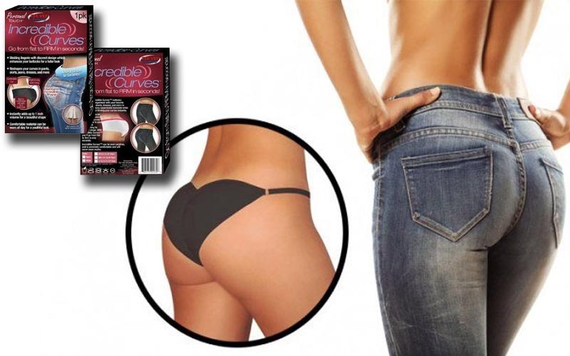 Ανορθωτικό Γλουτών - Incredible Curves Brazilian Secret Pants - OEM υγεία  και  ομορφιά   διάφορα