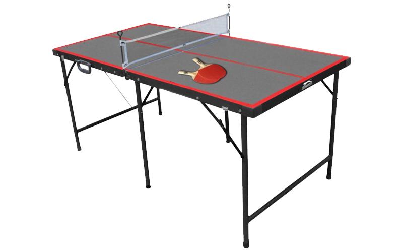 Slazenger Τραπέζι πινγκ πονγκ (Ping Pong) εσωτερικού χώρου πτυσσόμενο, 41202 - S αθλητισμός και fitness   υπαίθριες δραστηριότητες