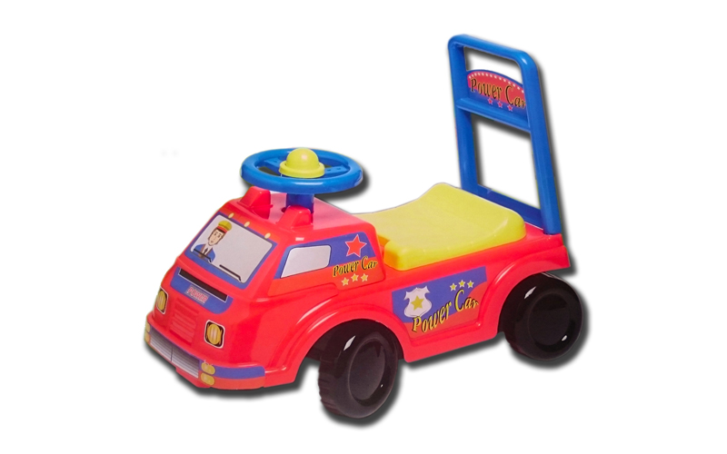 Περπατούρα μωρού παιδιού αυτοκίνητο με κόρνα και αποθηκευτικό χώρο 47 x 21 x 46c παιχνίδια  παιδί  και  βρέφος   ποδηλατάκια   πατίνια