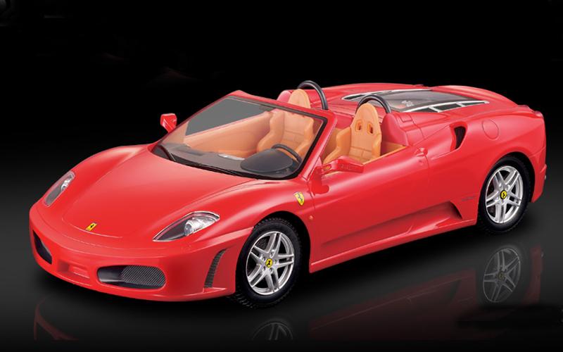 Τηλεκατευθυνόμενο Αυτοκίνητο Ferrari F430 Spider 1:14 Official Product, MJX R/C  gadgets   drones   τηλεκατευθυνόμενα