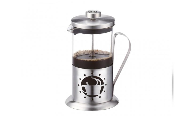 Herzog HR-FPR1 Χειροκίνητη καφετιέρα γαλλικού καφέ 0.35L - Herzog ηλεκτρικές οικιακές συσκευές   καφετιέρες και είδη καφέ