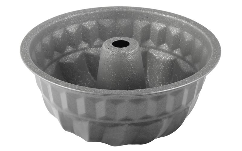 Blaumann BL-1585 Φόρμα για Κέικ 22cm Gray Granit Line - Blaumann μικροσυσκευές   βάφλες  κρέπες  μπισκότα  κέικ