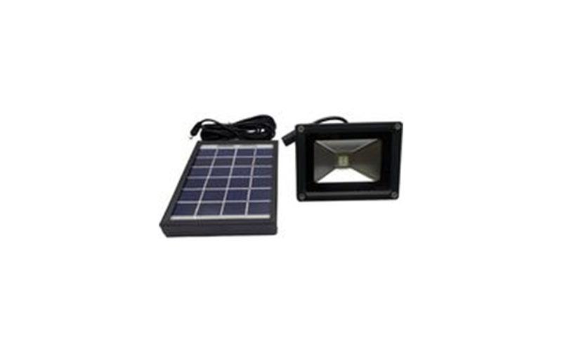 Ηλιακός Προβολέας 6x LED με Πάνελ 5W και Αυτόματη Λειτουργία – OEM