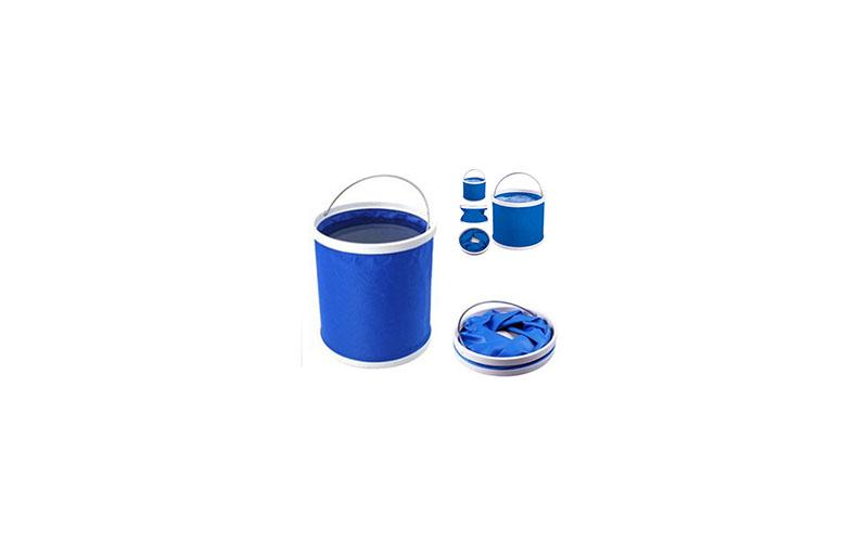 Επαναστατικός Αναδιπλούμενος Πτυσσόμενος Κουβάς 9 Λίτρων - OEM είδη καθαρισμού   γενικής χρήσης