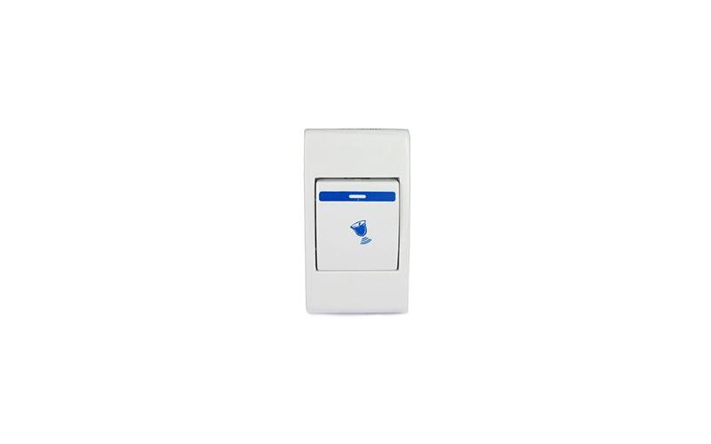 Ασύρματο Κουδούνι Πόρτας Ρεύματος 220V Μακράς Εμβέλειας με 36 Μελωδίες & Φωτισμό – OEM