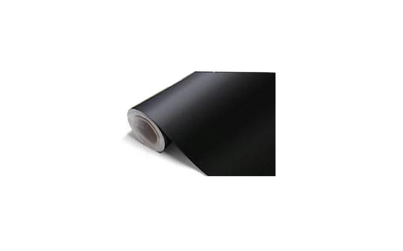 Αυτοκόλλητη Ταινία Black Matte πλάτους 152εκ. - OEM